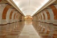 莫斯科地鐵站