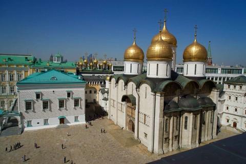 【典藏歐洲】俄羅斯金環、杜蘭朵美食、馬戲團.世界文化遺產8天