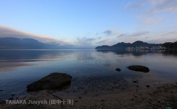 十和田湖發荷峠展望台