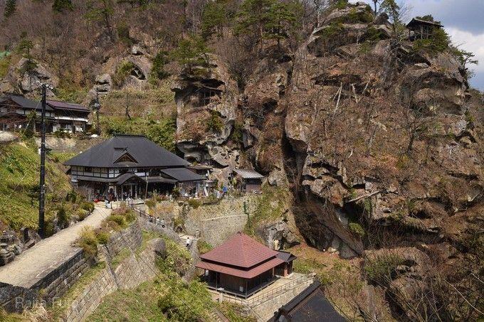 寶珠山立石寺