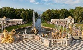 聖彼得夏宮及花園