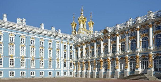 凱瑟琳宮殿及花園