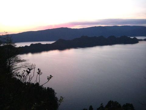 十和田湖瞰湖台