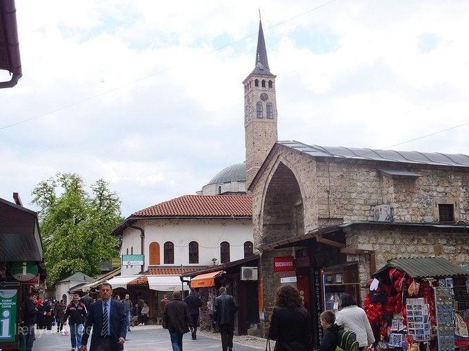 塞拉耶佛大清真寺