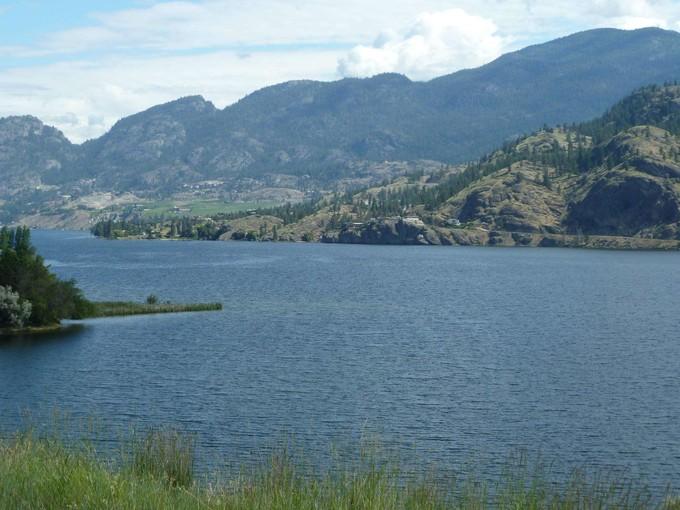 歐肯納根湖