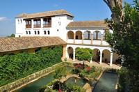 赫內拉利費宮庭花園
