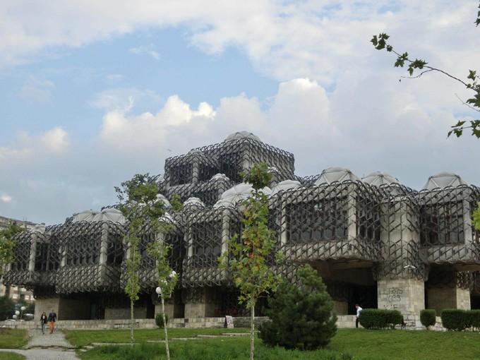 科索沃國家圖書館