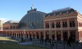 阿托查火車站