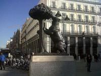 熊抱樹市標El Oso y el Madrono Madrid