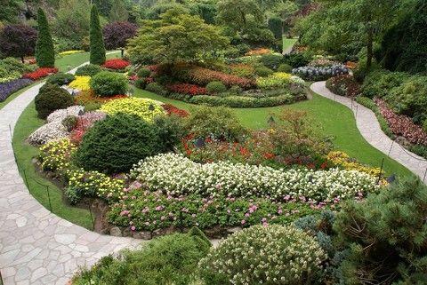 布查德花園