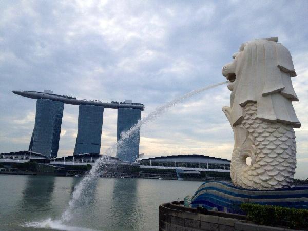 愛上新馬五日_新加坡環球影城.金沙.波德申大紅花海上屋、3D視覺、馬六甲、吉隆坡熱氣球