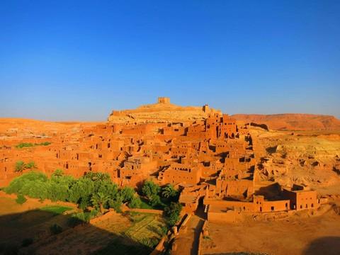 《最高省一萬》經典摩洛哥~卡薩布蘭卡.馬拉喀什.藍色城市蕭安.夜宿撒哈拉沙漠11日