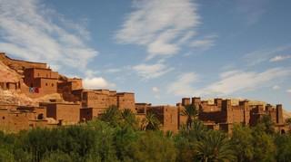 摩洛哥 摩爾式皇城古都 撒哈拉土堡風情 11天