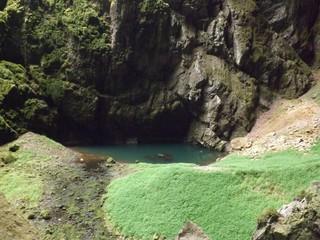 摩拉斯基地下石灰岩溶洞