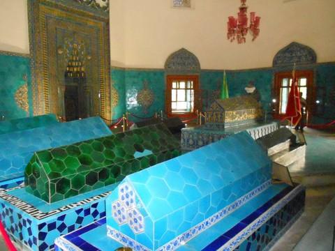 綠色清真寺
