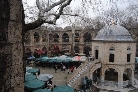 絲綢市集(Koza Hani)