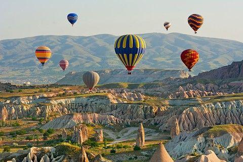 尋寶趣加贈熱氣球》直飛土耳其~番紅花城、卡帕多其亞岩城、棉堡溫泉、伊斯坦堡雙皇宮、地中海11日(2段機)