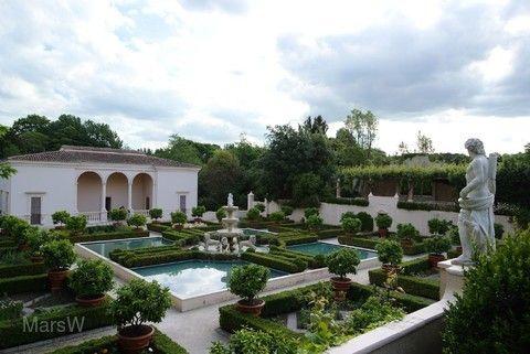 漢密爾頓花園