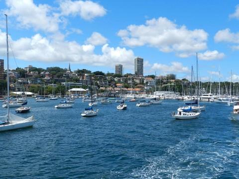 *連休假期~澳遊客~輕雪梨藍山 漫遊6天(5N)(即將客滿)
