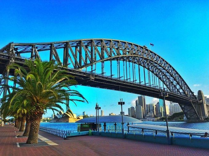 雪梨港灣大橋