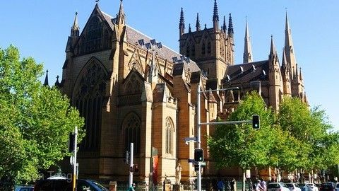 雪梨聖母主教座堂