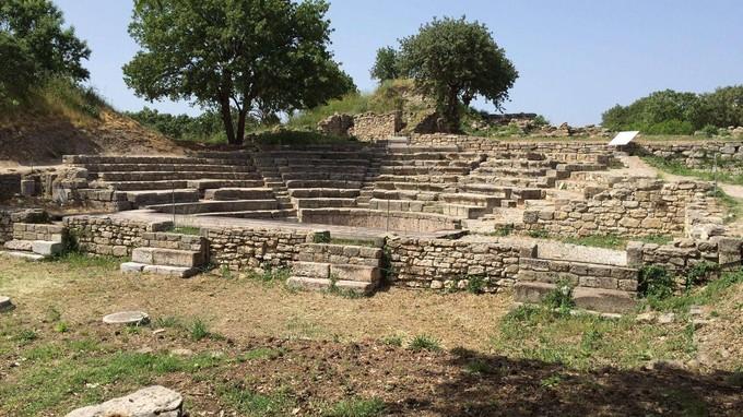 特洛伊考古遺址