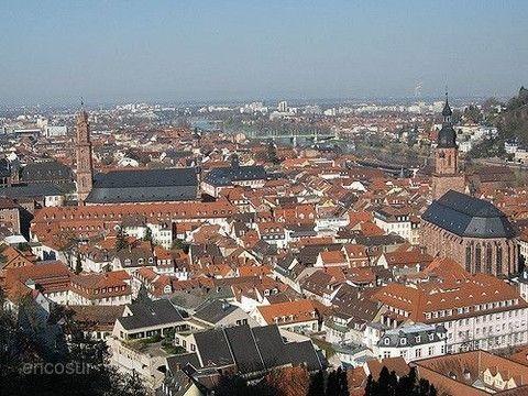 海德堡古堡