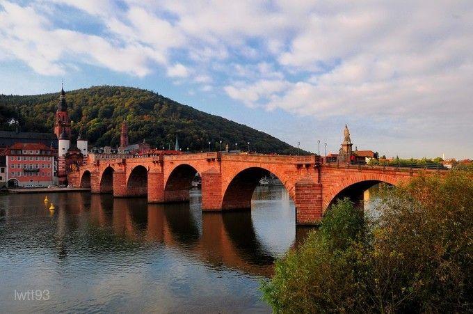 海德堡老橋