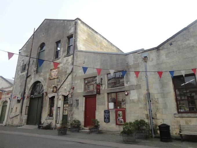 奧瑪魯歷史老街