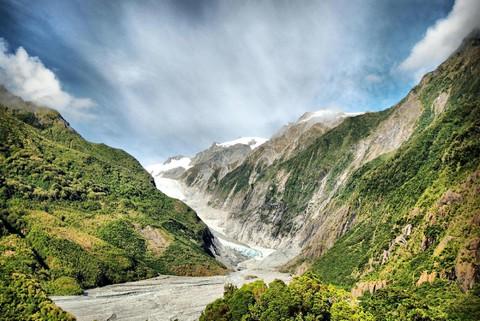 紐西蘭高山火車冰河峽灣9+1天(含小費)