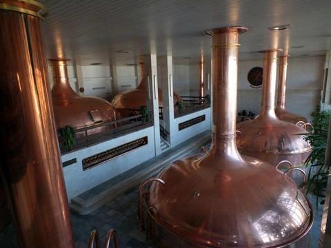 百威啤酒廠
