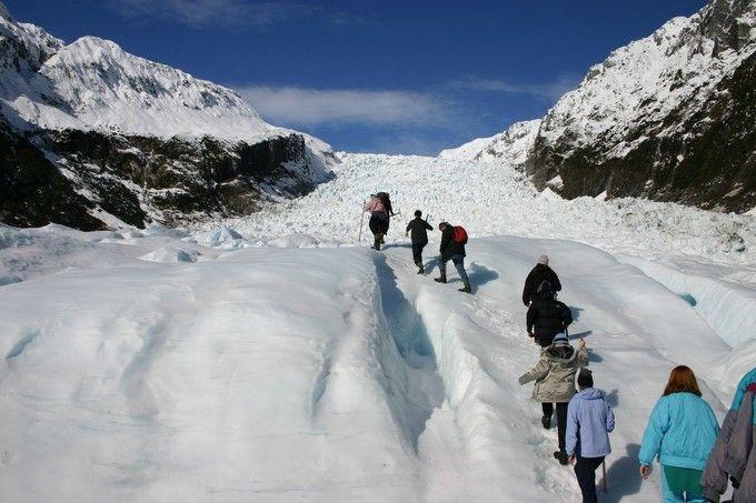 冰河健行之旅(福斯冰河)