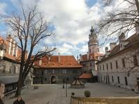 契斯基庫倫洛夫舊城區