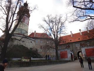 庫倫洛夫城堡