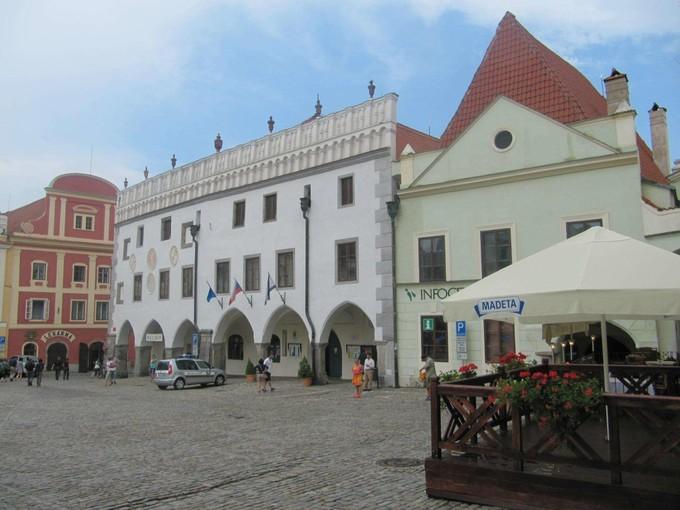 庫倫洛夫市政廳