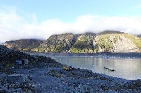 冰河遊船 (塔斯曼冰河)