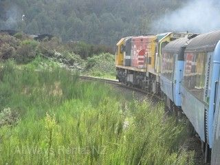 南阿爾卑斯山高山觀景火車