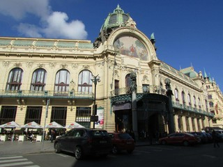 布拉格市民會館