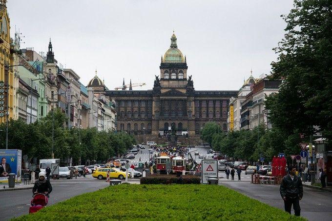 瓦茨拉夫廣場