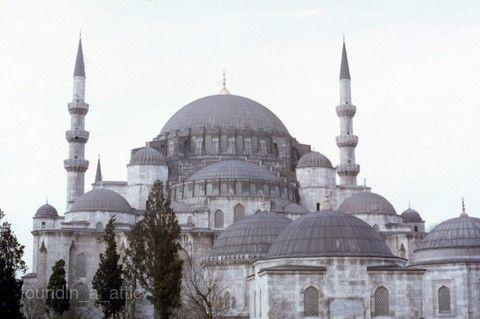 蘇萊曼清真寺