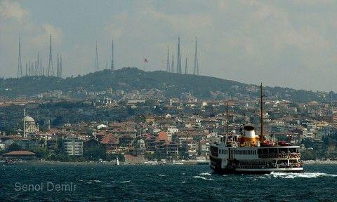 博斯普魯斯海峽遊船