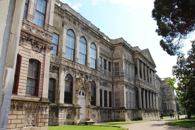 多爾瑪巴赫切宮
