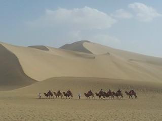 俠客遊新疆哈密大海道、吉普車穿越戈壁無人區、雅丹地貌野營體驗9日