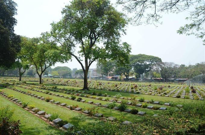 北碧府戰爭公墓
