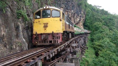 泰緬鐵路火車之旅 (Death Railway)