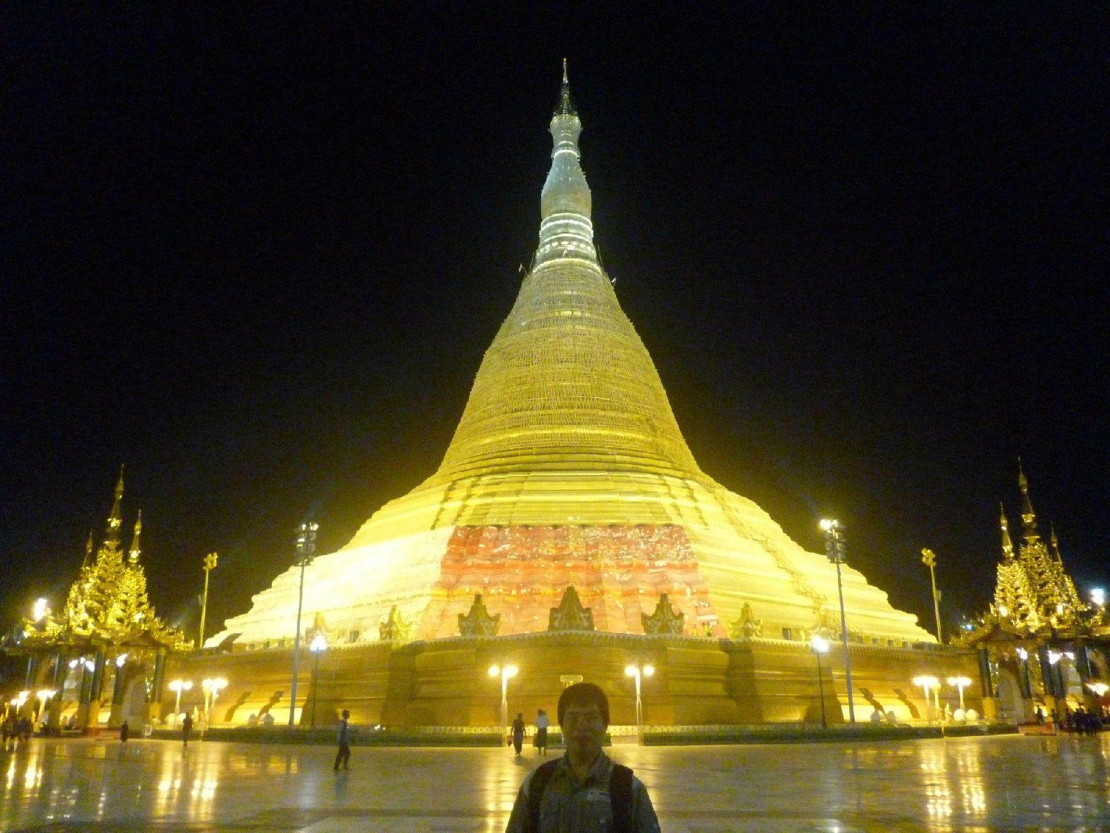 華航緬甸-行腳漫遊7日(仰光+內比都+曼德勒+浦甘)-拉車