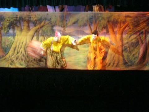 曼德勒木偶劇院