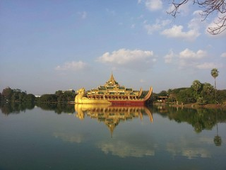 緬甸黃金傳奇、仰光風情5日