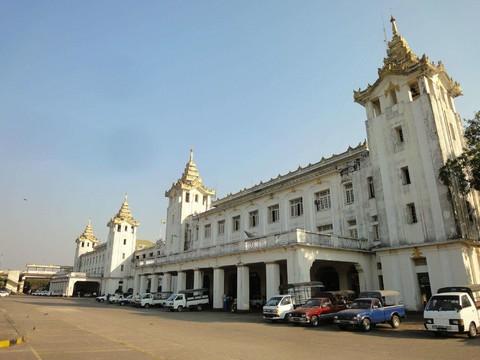 古典火車站(仰光)