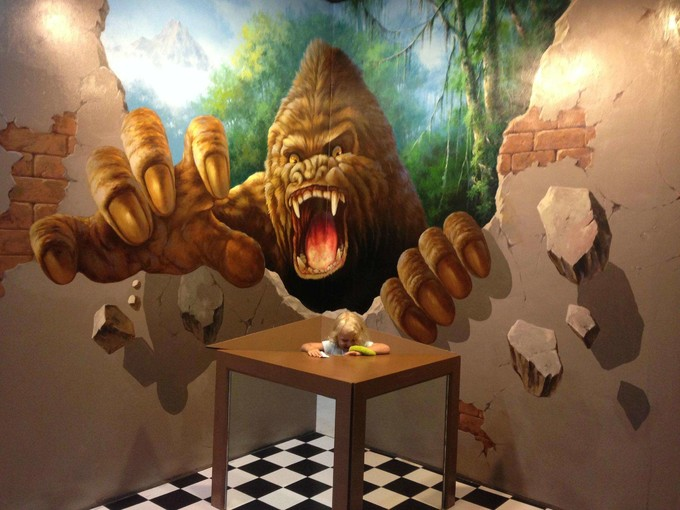 3D ARTS IN PARADISE 藝術畫廊